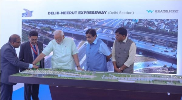 New 14 Lane Delhi Meerut Expressway Cuts Travel Time From 45 Minutes To Just 8 Minutes (1)