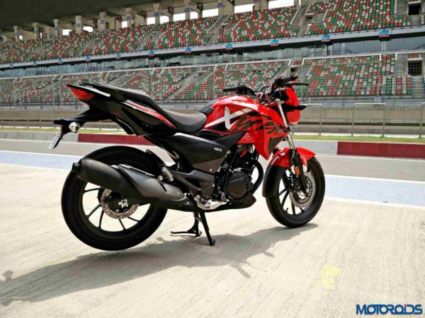 New 2018 Hero MotoCorp Xtreme 200R India Review (11)