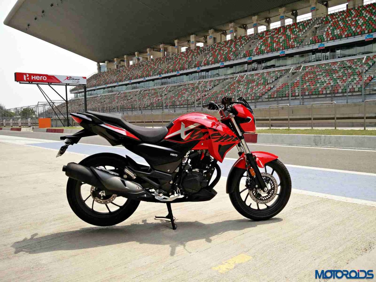 New 2018 Hero MotoCorp Xtreme 200R India Review (12)