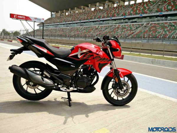 New 2018 Hero MotoCorp Xtreme 200R India Review (13)