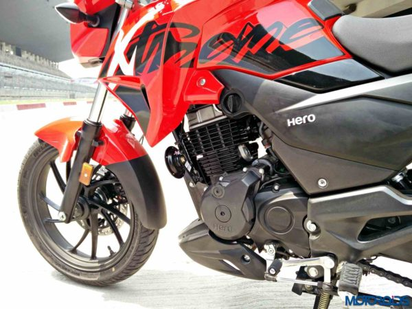 New 2018 Hero MotoCorp Xtreme 200R India Review (19)