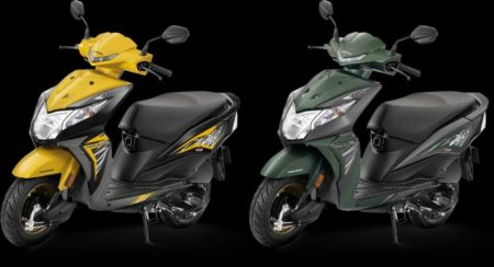 New 2018 Honda Dio Launched In India - Feature Image