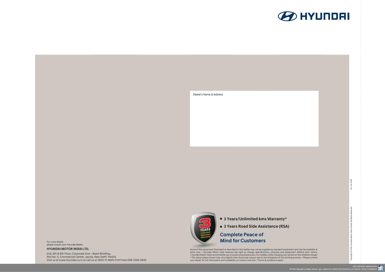 Hyundai Creta Price In India, Variants, Specifications