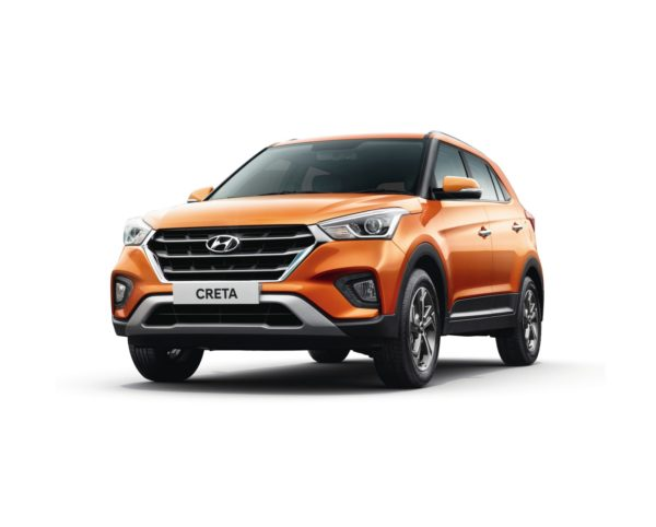 New 2018 Hyundai Creta Facelift (1)