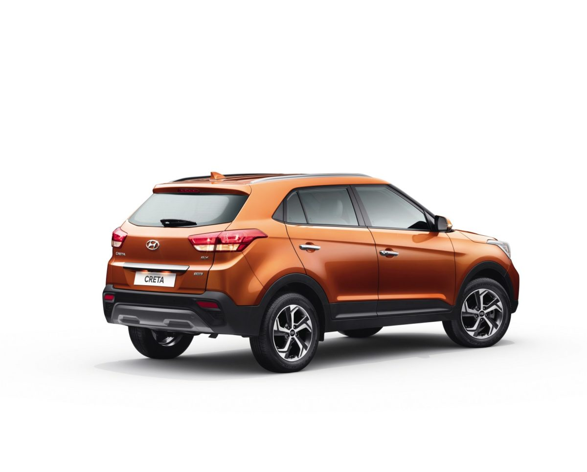 New 2018 Hyundai Creta Facelift (2)