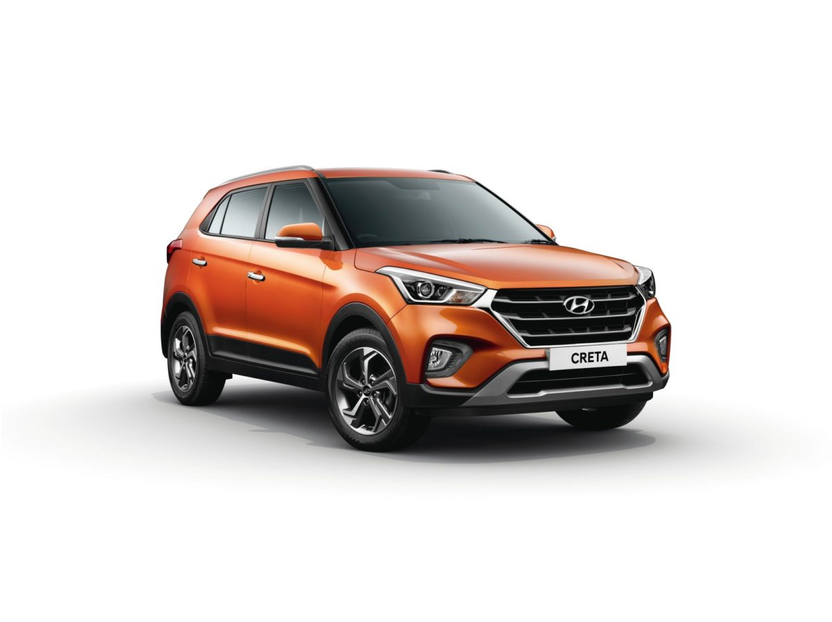 New 2018 Hyundai Creta Facelift (4)