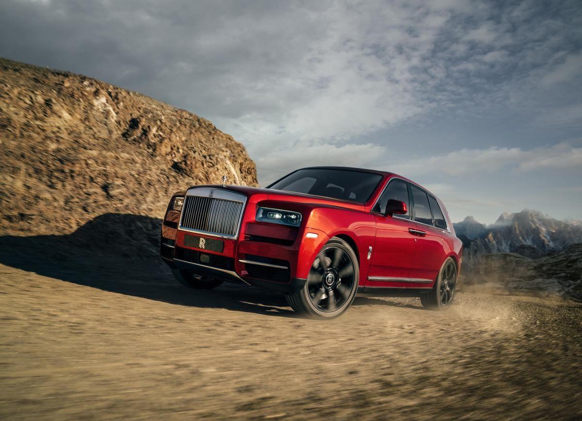 New 2018 Rolls Royce Cullinan (13)