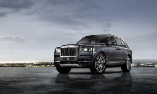 New 2018 Rolls Royce Cullinan (24)