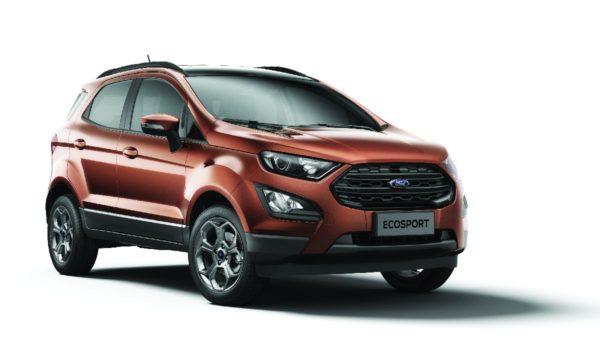 New Ford EcoSport S – Canyon Ridge