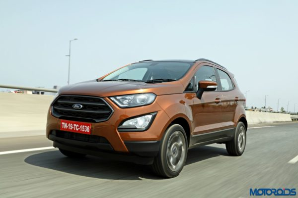New Ford Ecosport S Ecoboost India Review (2)