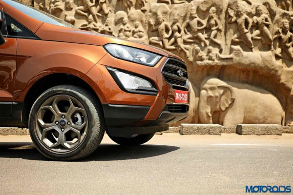 New Ford Ecosport S Ecoboost India Review, Images, Tech Specs