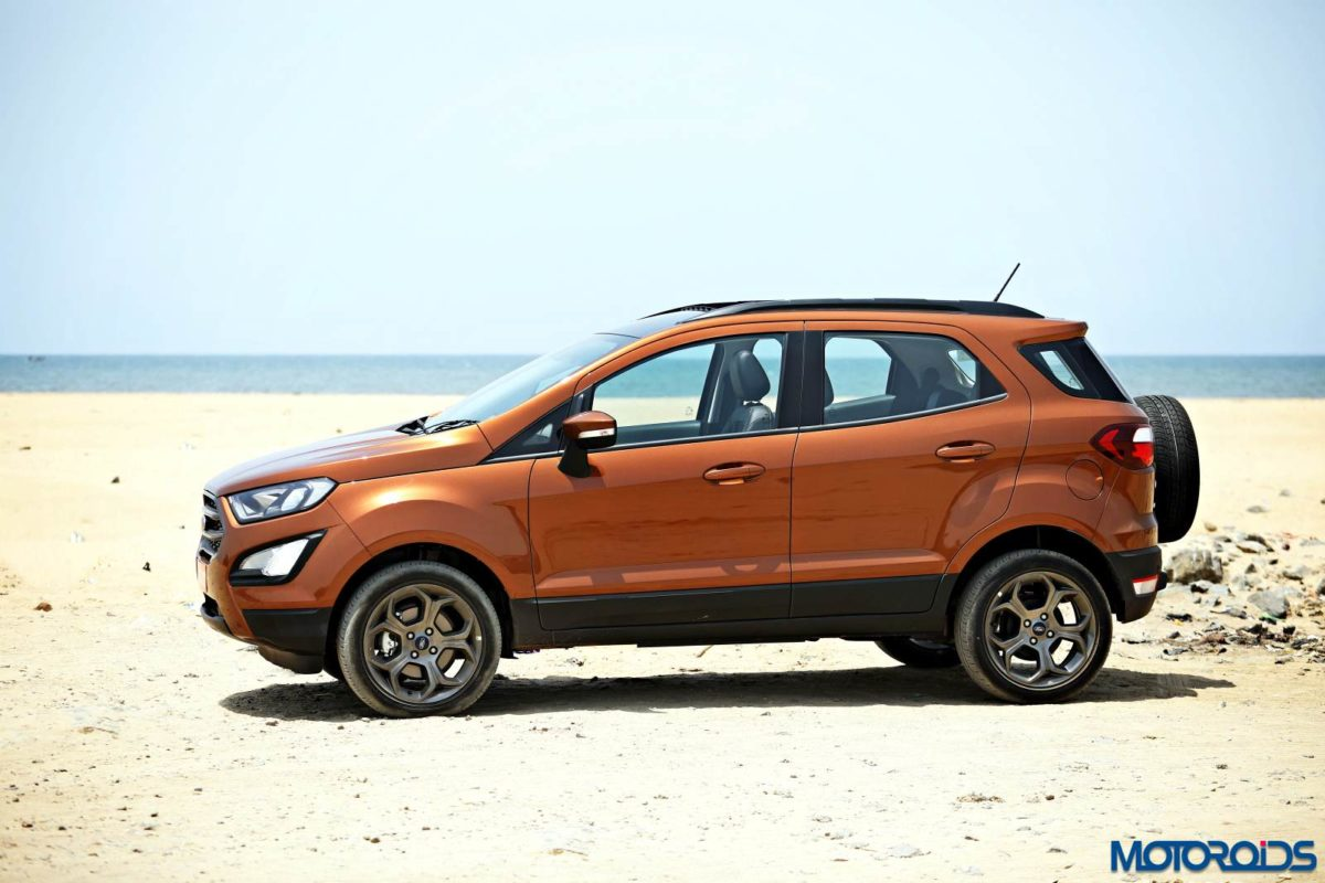 New Ford Ecosport S Ecoboost India Review (63)