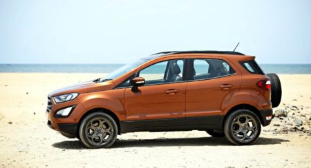 New Ford Ecosport S Ecoboost India Review, Images, Tech Specs, Features, And All The Details