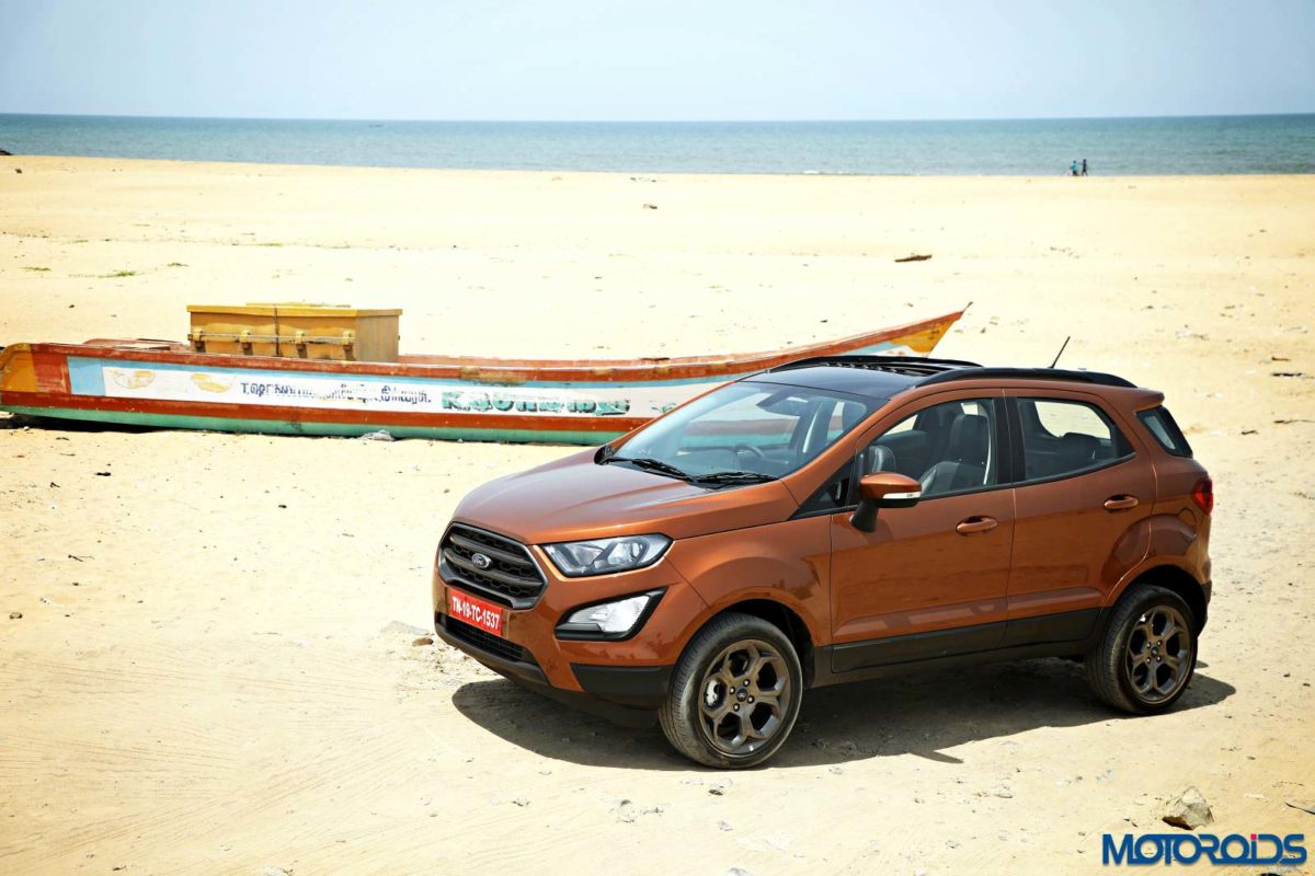 New Ford Ecosport S Ecoboost India Review (66)