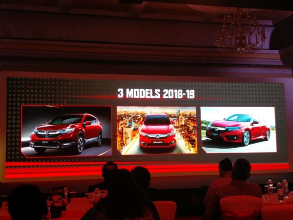 New Honda Civic and CR V India launch details revealed