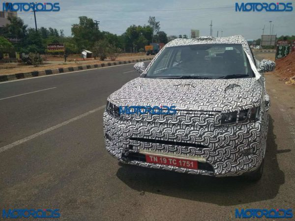 New Mahindra S201 Spy Images – EXCLUSIVE (10)