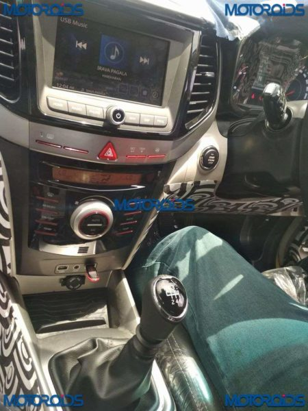 New Mahindra S201 Spy Images – EXCLUSIVE (5)