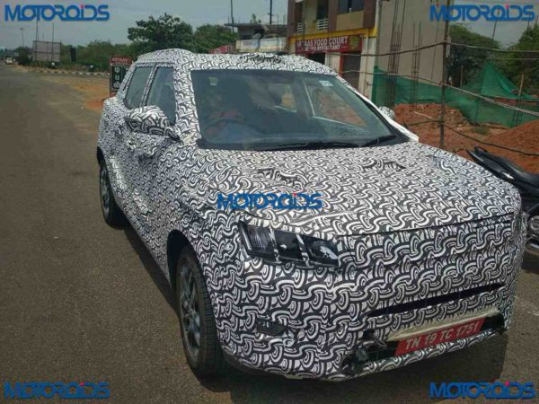 New Mahindra S201 Spy Images – EXCLUSIVE (6)
