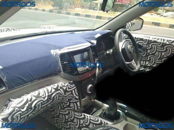 New Mahindra S201 Spy Images – EXCLUSIVE (9)