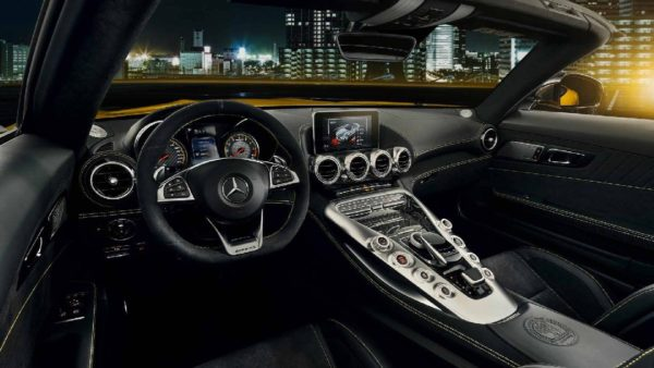 New Mercedes AMG GT S Roadster (11)