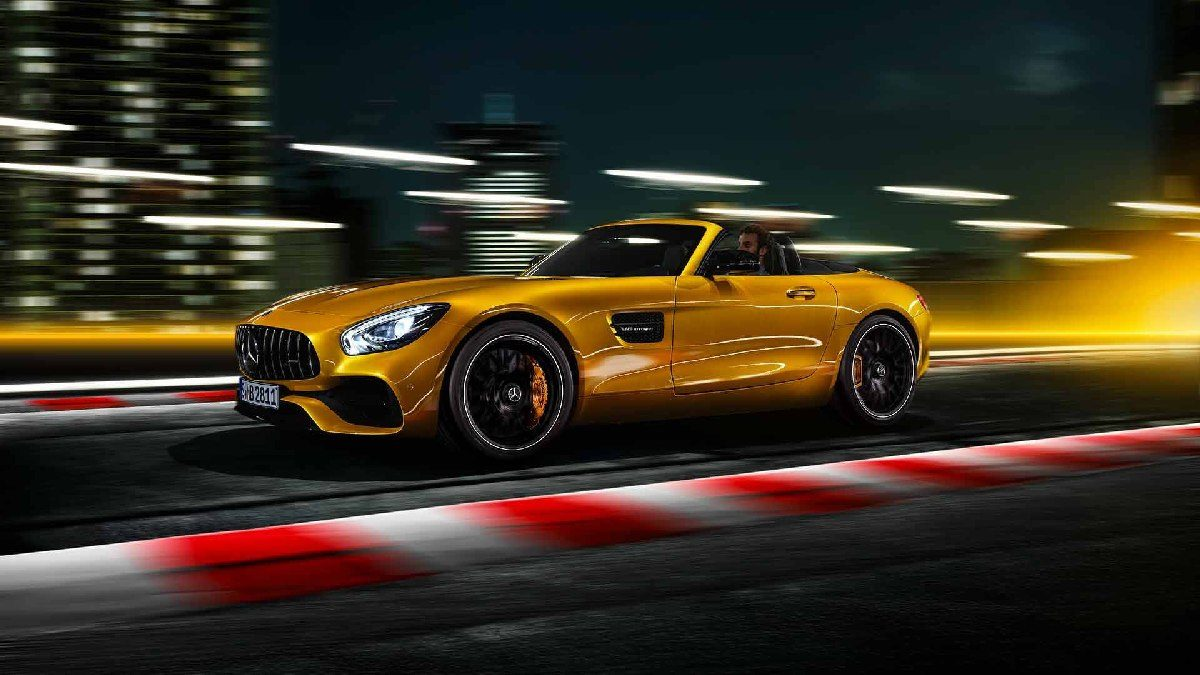New Mercedes AMG GT S Roadster (3)