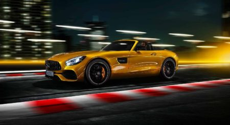 New Mercedes-AMG GT S Roadster (3)