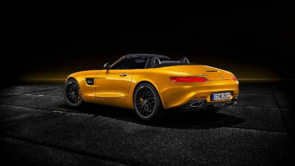 New Mercedes AMG GT S Roadster (7)