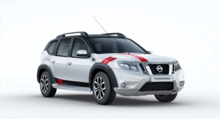 New Nissan Terrano SPORT Special Edition (1)