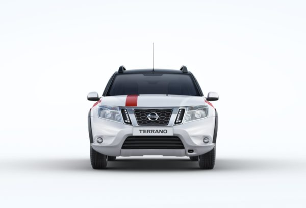 New Nissan Terrano SPORT Special Edition (2)