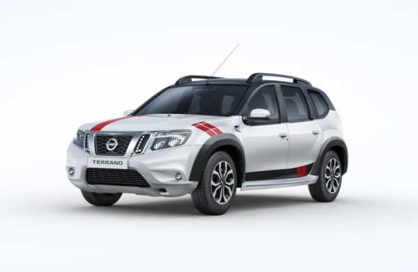 New Nissan Terrano SPORT Special Edition (3)