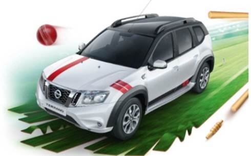 New Nissan Terrano SPORT Special Edition (5)