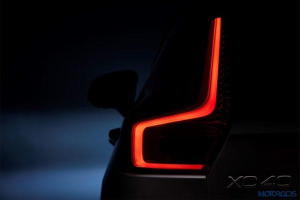 沃尔沃全新XC40外观细节