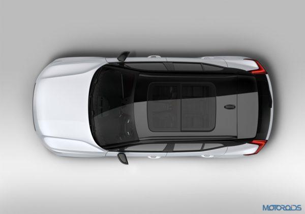 沃尔沃全新XC40外观