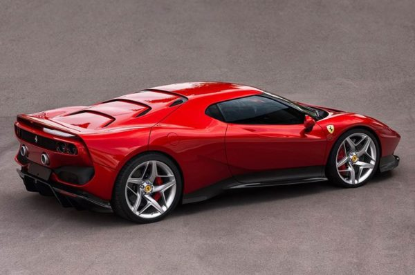 One off Ferrari SP38 (2)