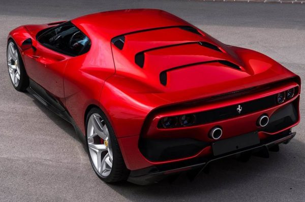 One off Ferrari SP38 (3)