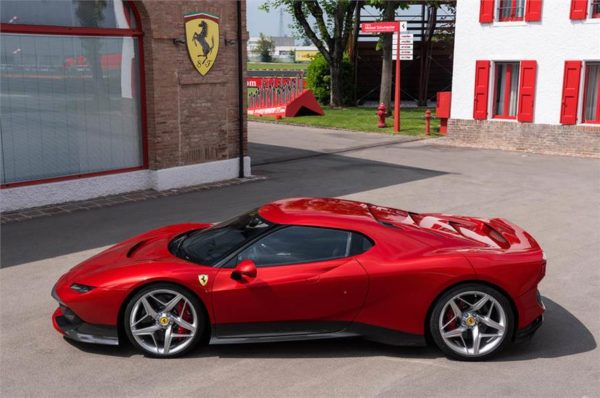 One off Ferrari SP38 (4)