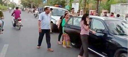Ravindra Jadeja's Wife Assaulted (1)