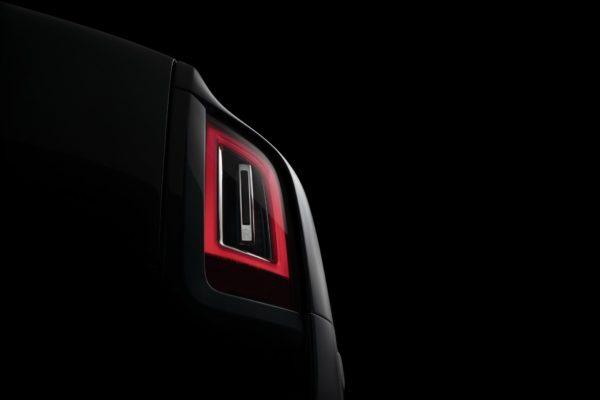 Rolls Royce Cullinan teaser image