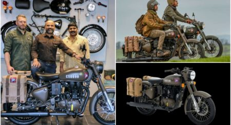 Royal Enfield Classic 500 Pegasus Launched In India At INR 2.49 Lakh (On-Road, Mumbai)