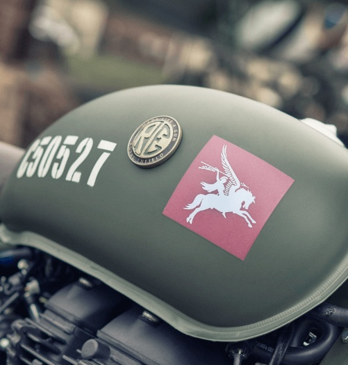 Royal Enfield Pegasus Edition (1)