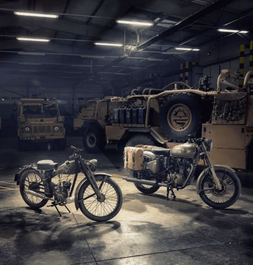 Royal Enfield Pegasus Edition (3)