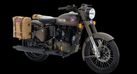 Royal Enfield Classic 500 Pegasus Edition Unveiled, Limited To 250 Units In India