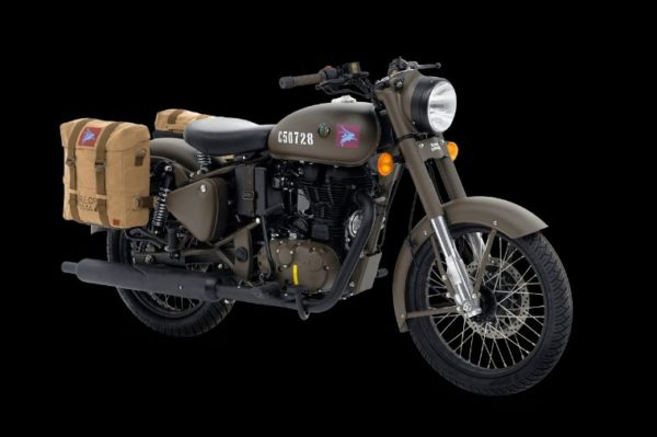 Royal Enfield Pegasus Edition (7)