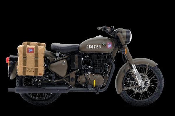 Royal Enfield Pegasus Edition (9)