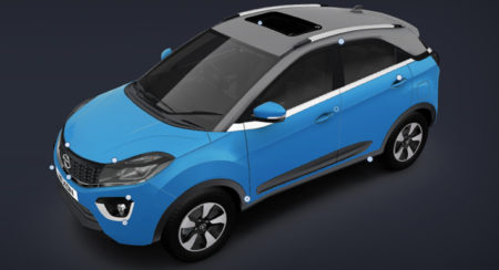 Tata Nexon Now Available With Sunroof As An Official Accessory
