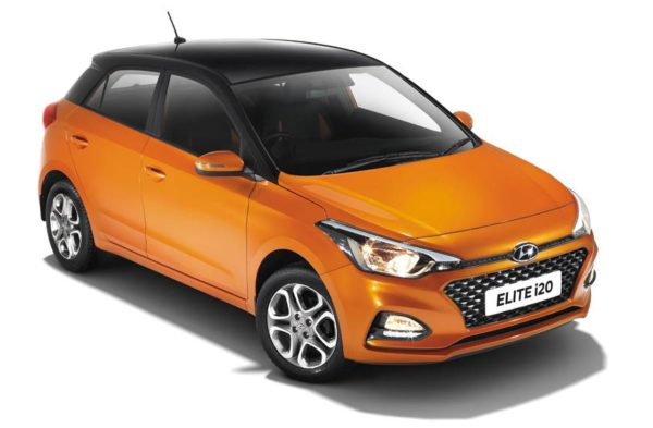 new 2018 Hyundai Elite i20 CVT