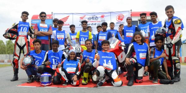 'IDEMITSU Honda India Talent Hunt' To Identify And Mentor Young Riders (2)