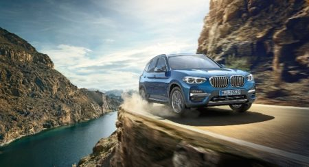 02 The all-new BMW X3 xDrive30i Luxury Line