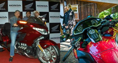 2018 Honda Gold Wind India Deliveries Begin