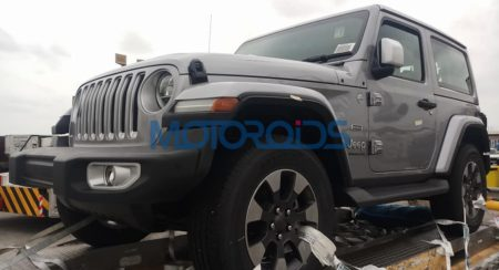 2018 Jeep Wrangler 2-Door And 4-Door Arrive In India (5)